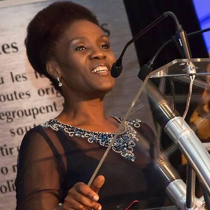 Caroline Thélémaque - Présidente du Club Les GAZELLES