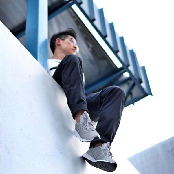 John Khoo for New Balance