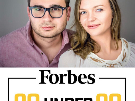 Persollo founders named on FORBES 30 under 30 Asia list