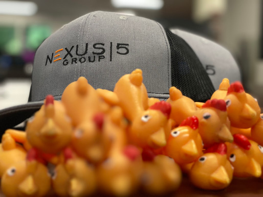 Flying Chickens Affect HR Hiring Practices
