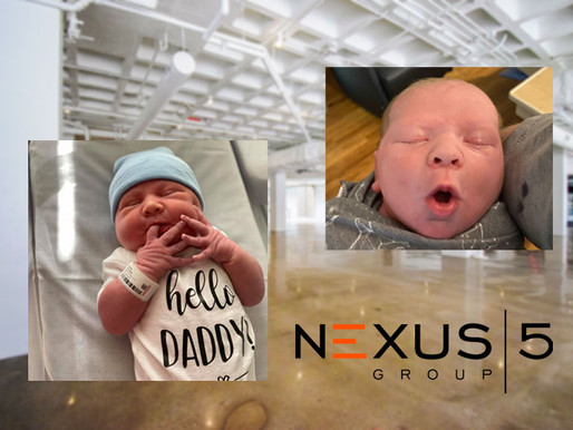 Nexus Welcomes Our Two Newest Team Members