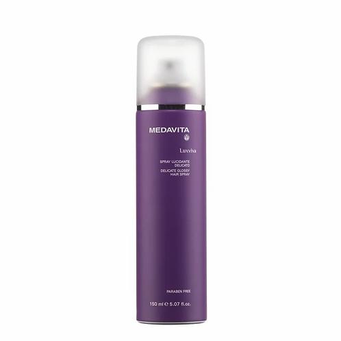 Delicate glossy hair spray (pH 6 ) 150mL