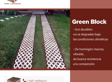 Green Block 5% MENOS