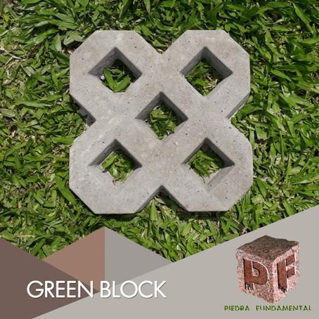 GREEN BLOCK: NUEVO PRODUCTO