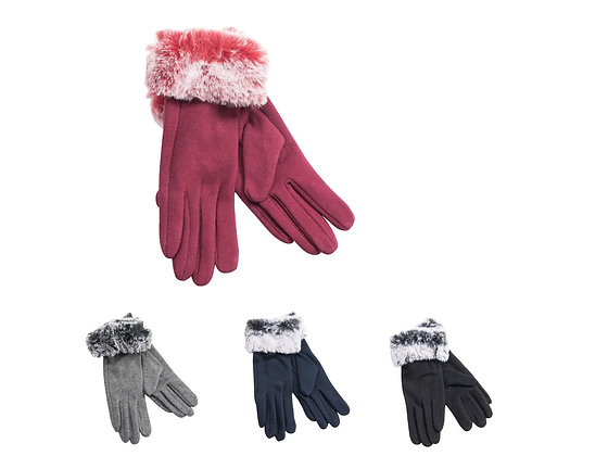 MESHY GLOVES