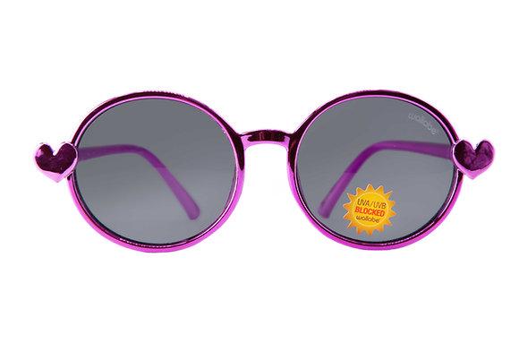 משקפי שמש איכותיים - קולקציית ילדים / אופנה לבנות # 2005