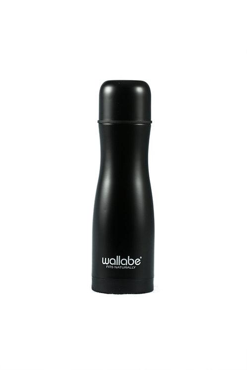 בקבוק תרמי - שחור