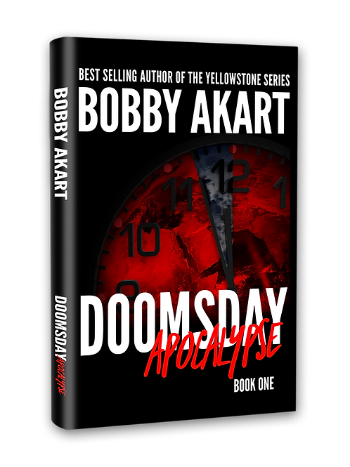 Doomsday Apocalypse, Signed Paperback
