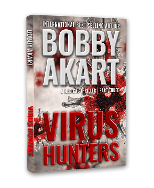 Virus Hunters Medical Thriller