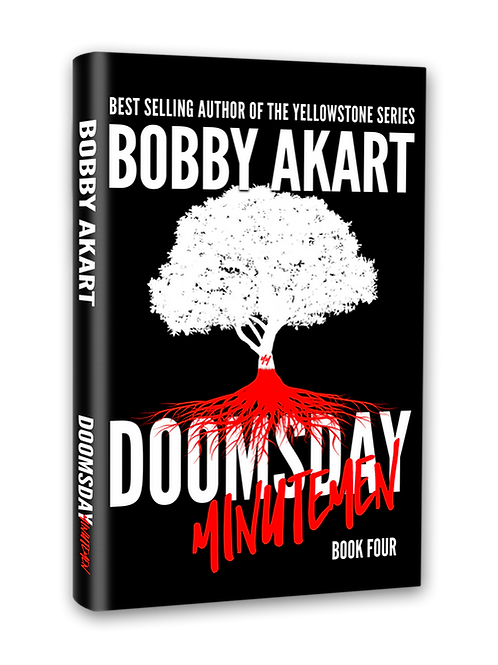 Doomsday Minutemen, Signed Paperback