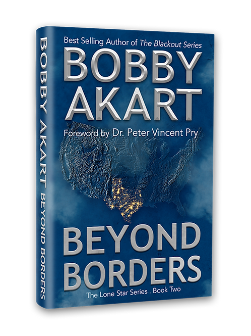 Lone Star Beyond Borders, Signed Hardcover