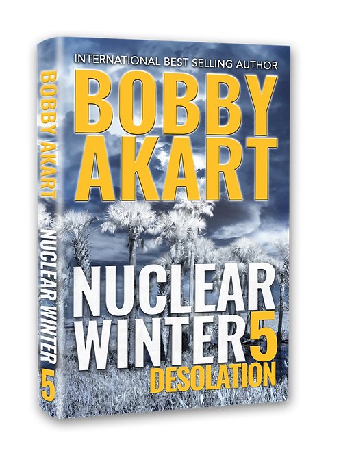 Nuclear Winter Book 5, Signed Hardcover