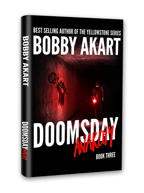 Doomsday Anarchy, Signed Hardcover