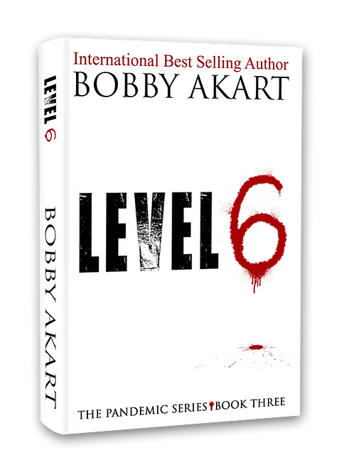 Pandemic Level 6, Signed Hardcover