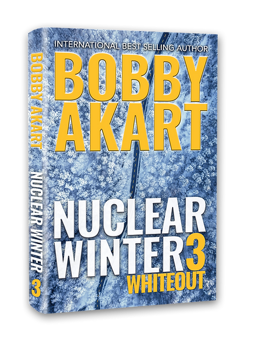Nuclear Winter Book 3, Signed Paperback