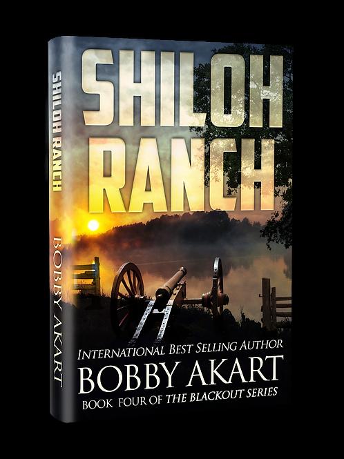 Blackout Shiloh Ranch, Signed Paperback