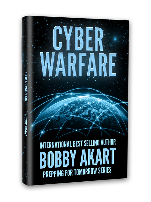 Cyber Warfare (Non-Fiction), Signed Paperback
