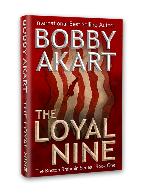Boston Brahmin The Loyal Nine, Signed Paperback