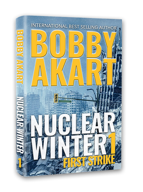 Nuclear Winter Book 1, Signed Paperback