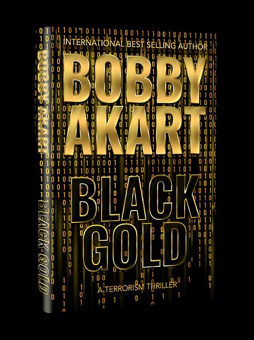 Black Gold, Signed Hardcover