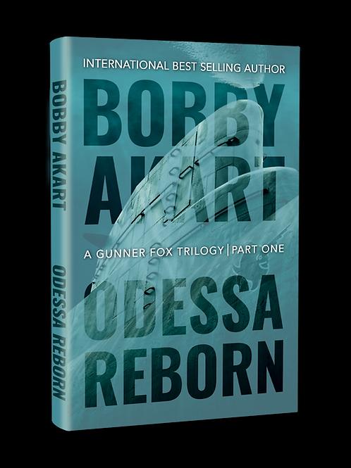 Odessa Reborn, Signed Hardcover