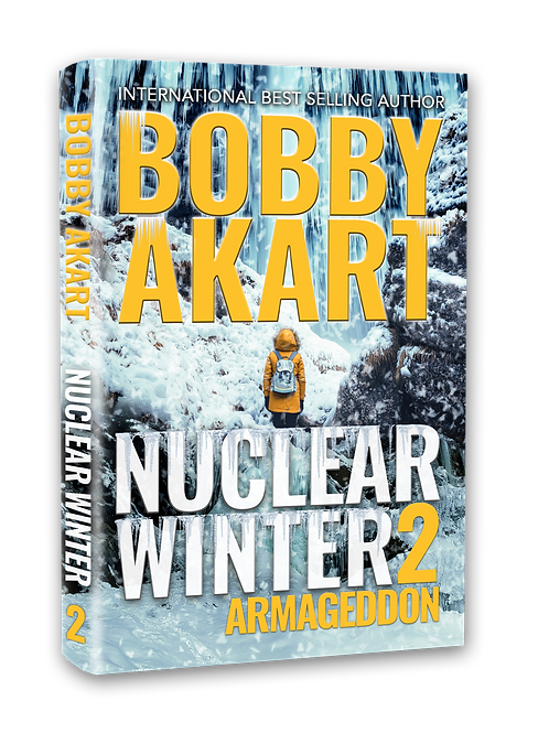 Nuclear Winter Book 2, Signed Paperback
