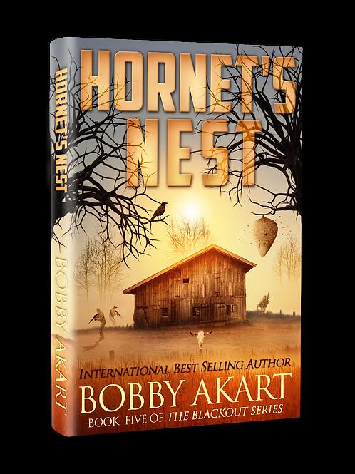Blackout Hornet's Nest, Signed Hardcover