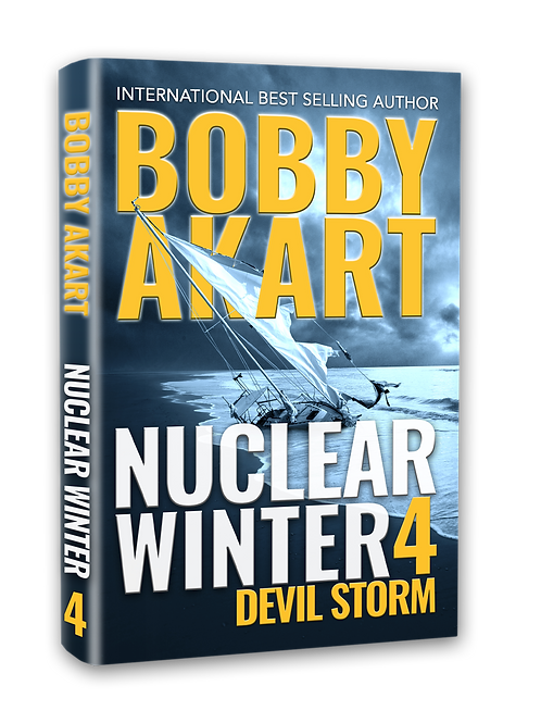 Nuclear Winter Book 4, Signed Hardcover
