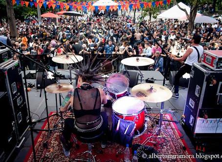 10 bandas de punk rock de Colombia