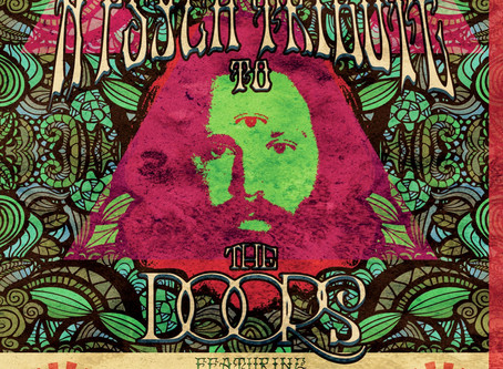 Escucha estos 10 discos tributo a The Doors