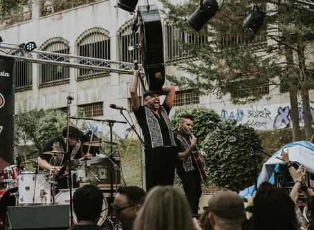 10 bandas de la escena rockabilly de España Vol. 1