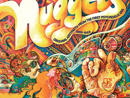 [Compilados] Nuggets: Original Artyfacts From the First Psychedelic Era, 1965-1968