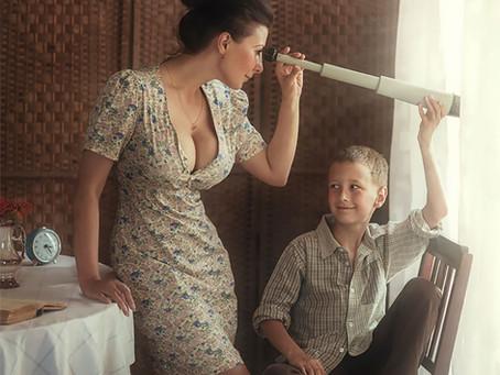 David Dubnitskiy: el erotismo de lo cotidiano