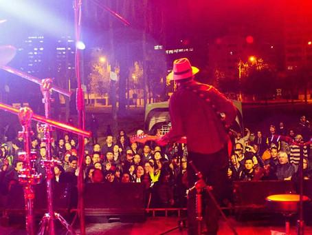 10 bandas de blues hecho en Chile