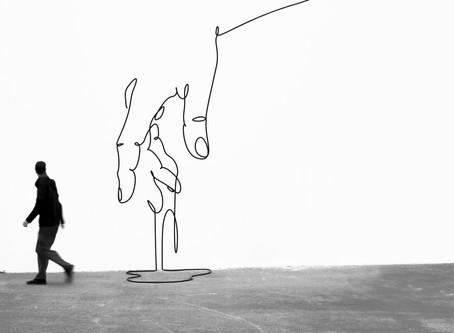 DFT (Differantly): arte minimalista en una sola línea