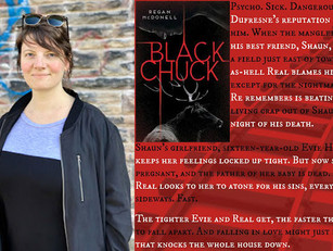 @HelloJennyReads Author Spotlight!