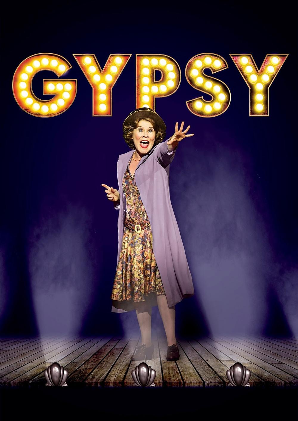 Imelda Staunton Gypsy