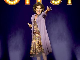 Imelda Staunton was sensational