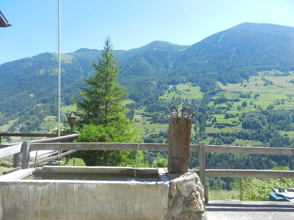 Loft du Mont-Catogne à louer pour des vacances en Valais