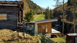Lodge à louer pour des vacances en Valais
