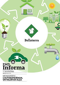 EMD Informa #8 Bellaterra Especial Autosuficiència Març 2014
