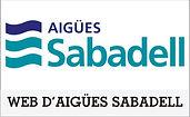 Accés al web d'Aigües Sabadell