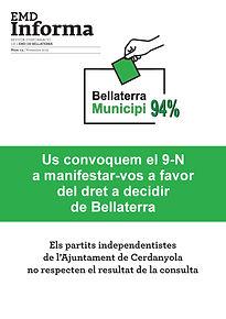 EMD Informa #14 Bellaterra Novembre 2015