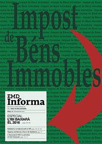 EMD Informa #10 Bellaterra Novembre 2014