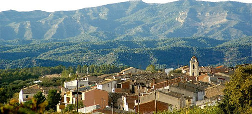 La Serra d'Almos