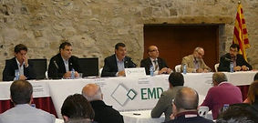 Junta directiva de l'Agrupació d'EMD de Catalunya