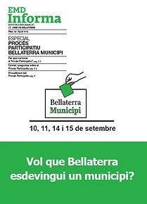 EMD Informa #13 Bellaterra Agost 2015