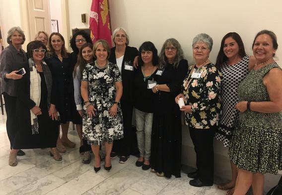 TBDC Members Meet with Congresswoman Michelle Lujan Grisham