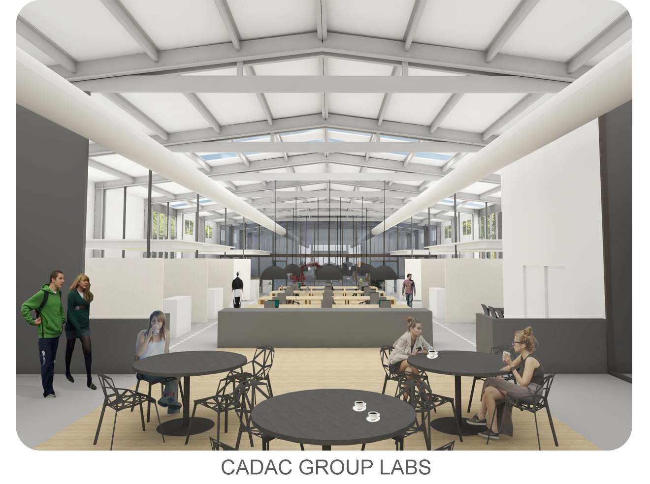 Cadac Group labs