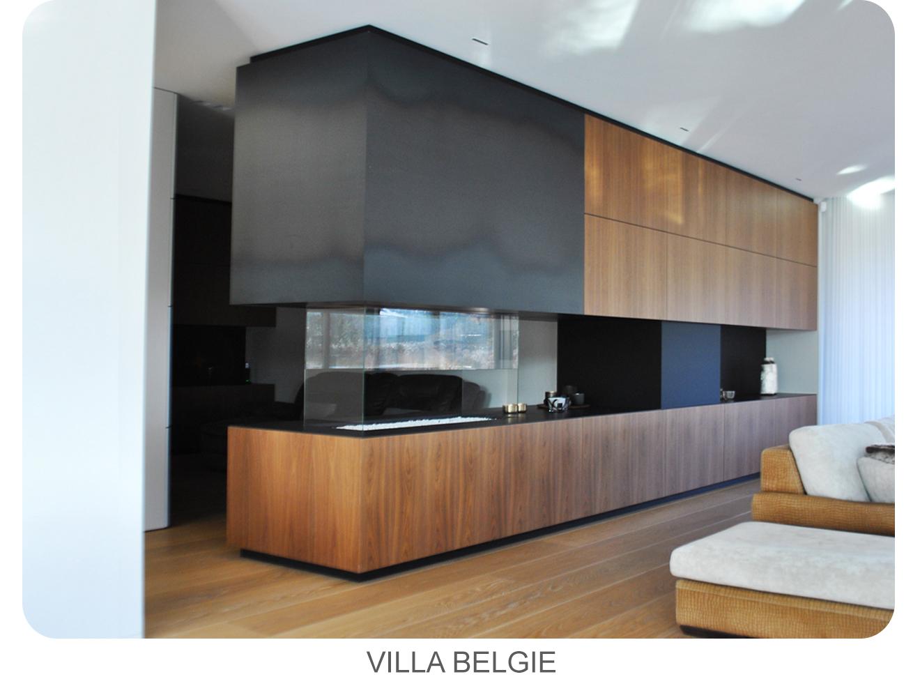 Voorblad Villa belgie